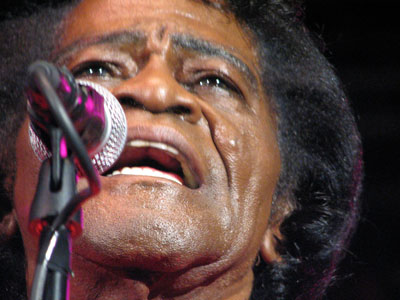 James Brown • press photos © beate sandor